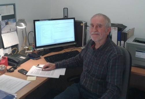 Editor, David Rawson