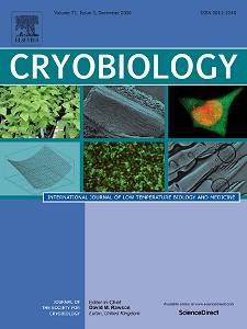 cryobiology journal