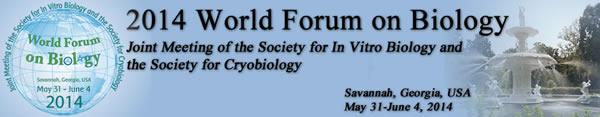 World Forum on Biology 2014 Logo